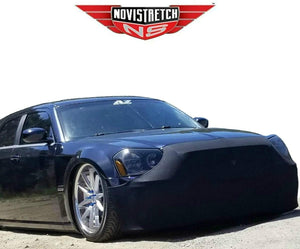 Dodge Magnum NoviStretch Front Bra High Tech Stretch Mask 2005 and Later