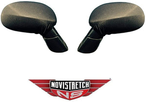 Challenger 3rd Generation NoviStretch Mirror Bra Covers High Tech Stretch Mask Fits: All Challengers 2008 and Newer
