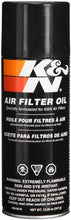 Load image into Gallery viewer, K&N Air Filter Large Size Service Kit Cleaner and Red Oil + Bonus 2 K&N Stickers