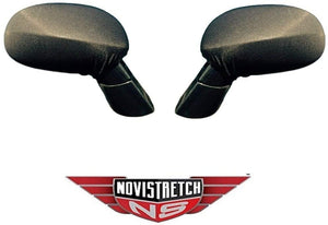 Chrysler 300 NoviStretch Front + Mirror Bra High Tech Stretch Mask 2005 + Later
