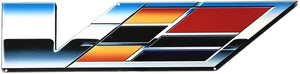 "Supercharged Cadillac STS-V Full Size Wall Emblem Art 30"" by 7"" 2006 thru 2009"