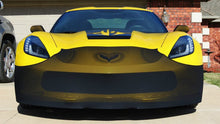 Load image into Gallery viewer, C7 Corvette Stingray NoviStretch Front Bra High Tech Stretch Mask Fits: C7 2014 Through 2019 Corvettes Including The Z51, ZO6 and Grand Sport