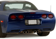 Load image into Gallery viewer, C5 Corvette Tail Louver Kit Euro Style Taillights Kit Fits: All 97 Through 04 Corvettes