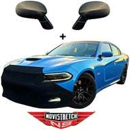 Charger NoviStretch Front + Mirror Bra High Tech Stretch Mask Combo 2006 + Later