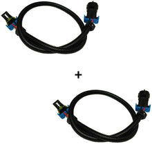 "Load image into Gallery viewer, C6 Corvette Oxygen O2 Sensor Extension Harness Full 24"" DUAL Kit OXYGEN0019 FITS: 05-13 LS2 LS3 LS7"