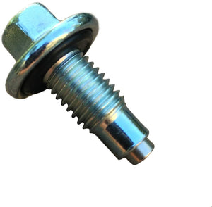 Mustang Magnetic Oil Drain Plug NEO Magnet Fits: 95 and Later with 2.3 3.7 3.8 3.9 5.0 Engines