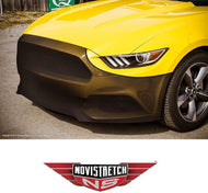 Mustang NoviStretch Front Bra High Tech Stretch Mask Fits: All 6th Gen 2015 and Later Mustangs Except The Shelby 350