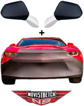 Load image into Gallery viewer, Camaro NoviStretch Front + Mirror Bra High Tech Stretch Mask Combo 2016 + Later