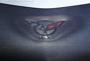 C5 Corvette NoviStretch Front Bra High Tech Stretch Mask Fit: All 1997 thru 2004