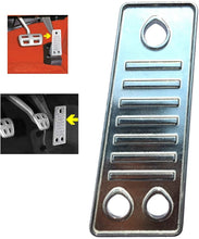 Load image into Gallery viewer, C5 Corvette Aircraft Quality Polished Aluminum Gas & Dead Pedal Combo Kit 97-04