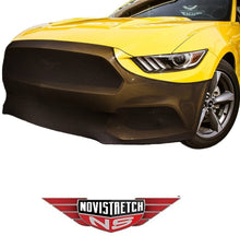 Load image into Gallery viewer, Mustang NoviStretch Front + Mirror Bra High Tech Stretch Mask Kit 6th Gen 2015+