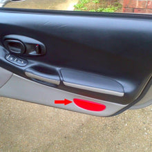 Load image into Gallery viewer, C5 Corvette Inner Door Panel Reflector Plate Fits: All 97 thru 04 Corvettes