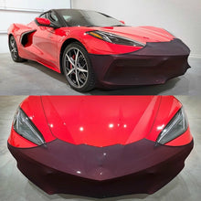 Load image into Gallery viewer, C8 Corvette Stingray NoviStretch Front Bra High Tech Stretch Mask 2020 + Later