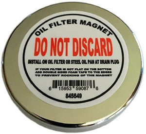 Mopar Oil Filter Magnet Fits: All Mopars