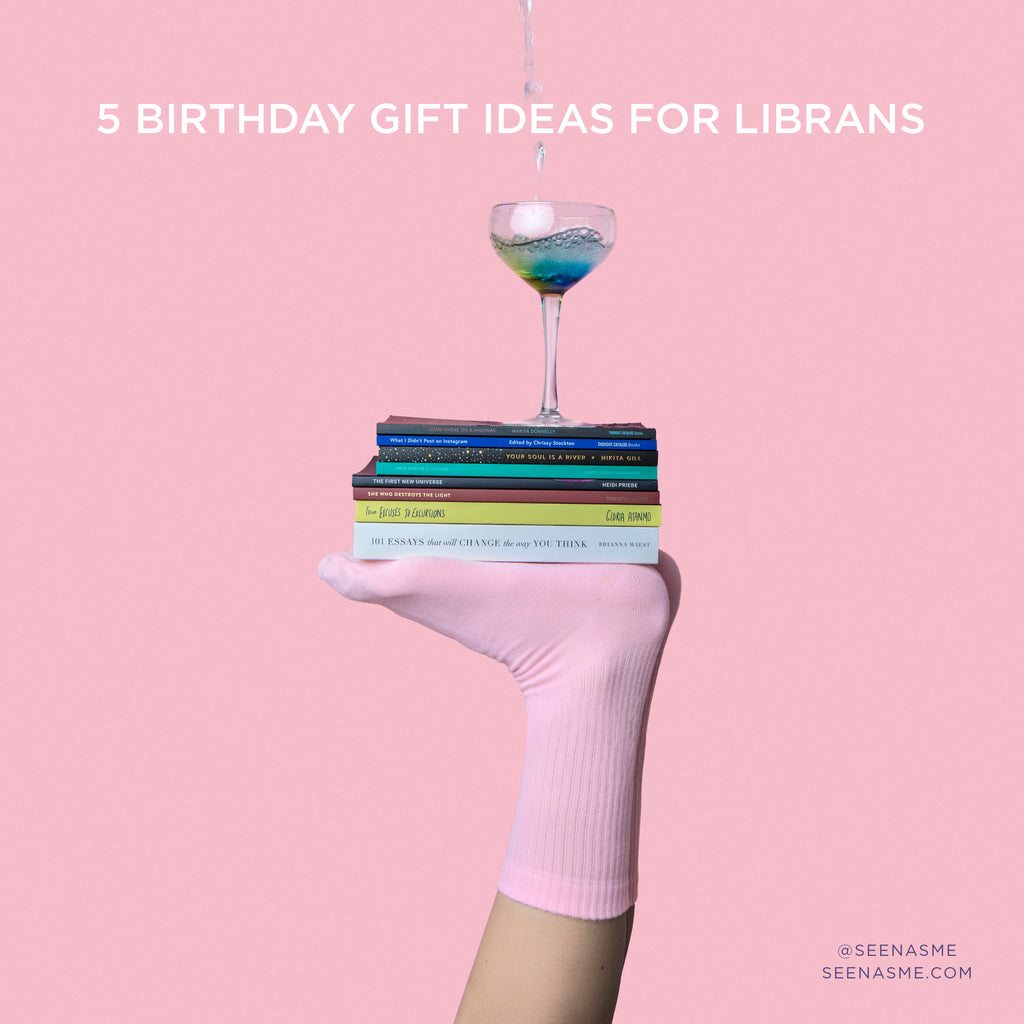 5 Birthday Gift Ideas for Librans