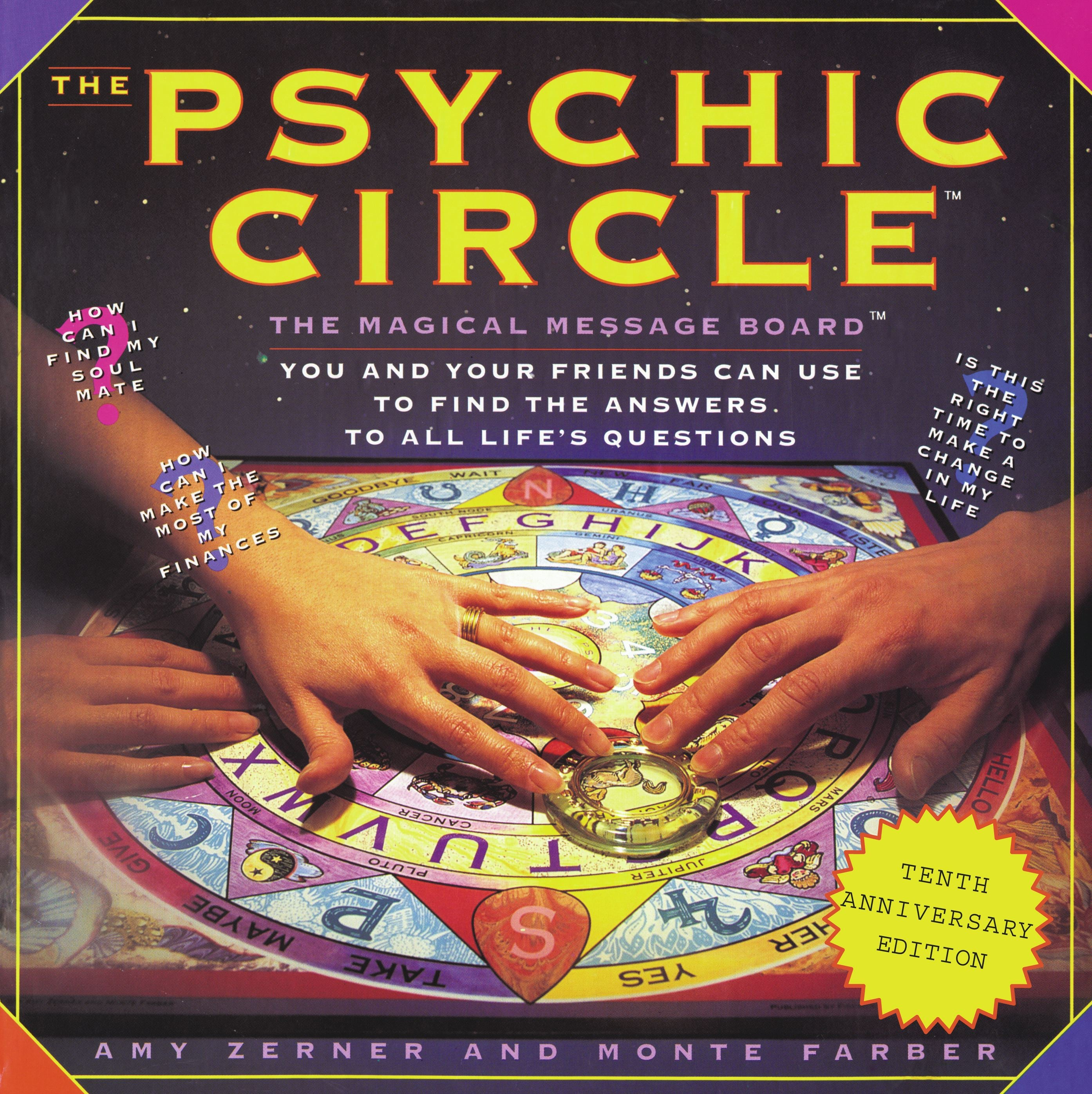 the psychic circle game
