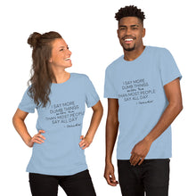 Load image into Gallery viewer, Chandler quote Short-Sleeve Unisex T-Shirt