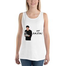 Load image into Gallery viewer, my fajitas Unisex Tank Top