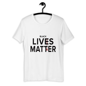 Black lives matter - Short-Sleeve Unisex T-Shirt