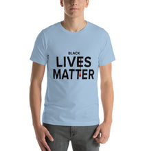 Load image into Gallery viewer, Black lives matter - Short-Sleeve Unisex T-Shirt