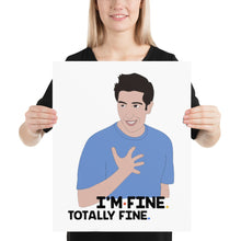 Load image into Gallery viewer, I'm Fine - Poster