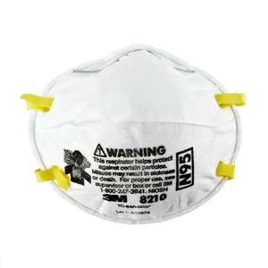 3M™ N95 Particulate Respirator Masks 8210 – BOX (20 pieces)