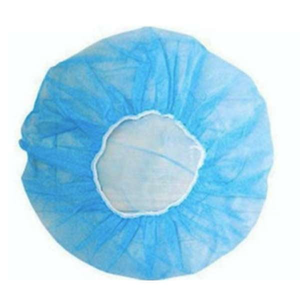 Disposable Bouffant Caps - 24 inch (case of 1,000)