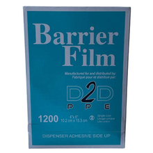 Load image into Gallery viewer, Barrier Film with Dispenser - CASE (6 Rolls/Boxes)
