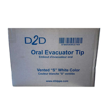 Load image into Gallery viewer, Oral Evacuator Tips (1,000 pieces)