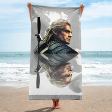 Load image into Gallery viewer, Witcher Towel