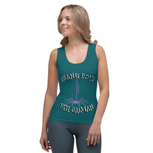 Load image into Gallery viewer, Anansi Boys - Neil Gaiman Tank Top
