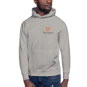 Unisex Hoodie - The Dalles Dance Academy (without back logo)