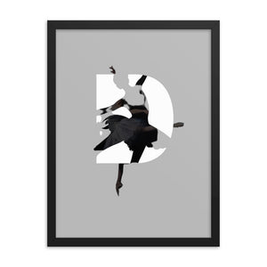 Framed poster - The Dalles Dance Academy