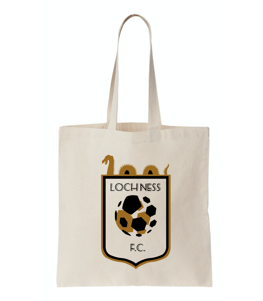 Loch Ness FC Tote Bags (3 pack)