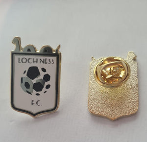 Loch Ness FC Pin Badge