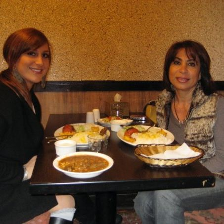 This pic is circa 2009 when my mom visited me in Seoul.