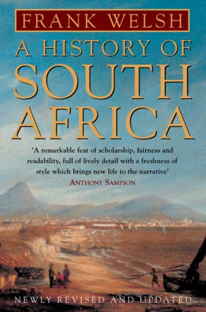 A History of South Africa-9780006384212