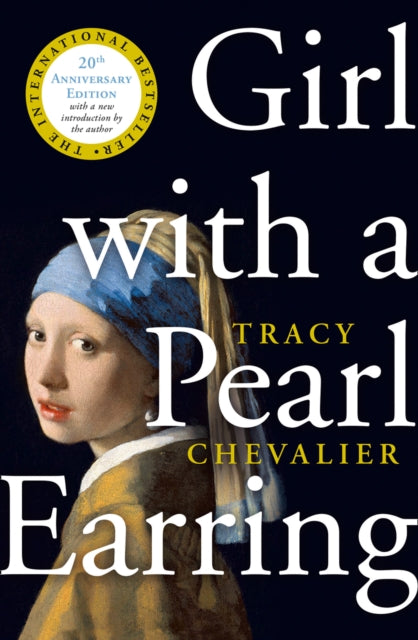 Girl With a Pearl Earring-9780007232161
