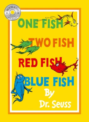 One Fish, Two Fish, Red Fish, Blue Fish-9780007414222