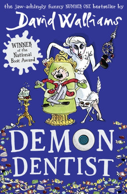 Demon Dentist-9780007453580