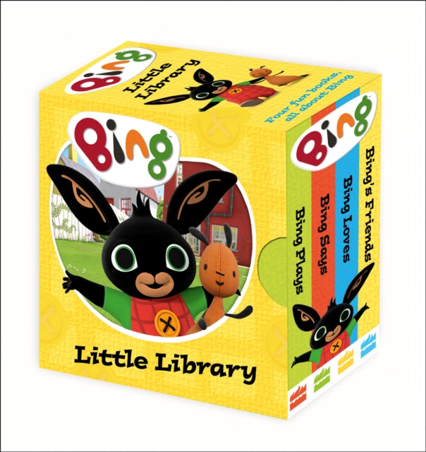 Bing's Little Library-9780008122164