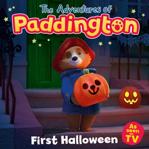 The Adventures of Paddington: First Halloween-9780008368005