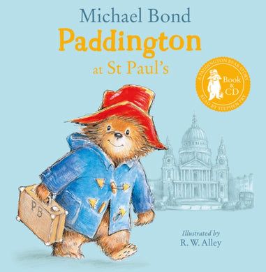Paddington at St Paul's-9780008375492