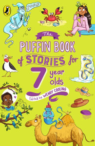 The Puffin Book of Stories for Seven-year-olds-9780140374605