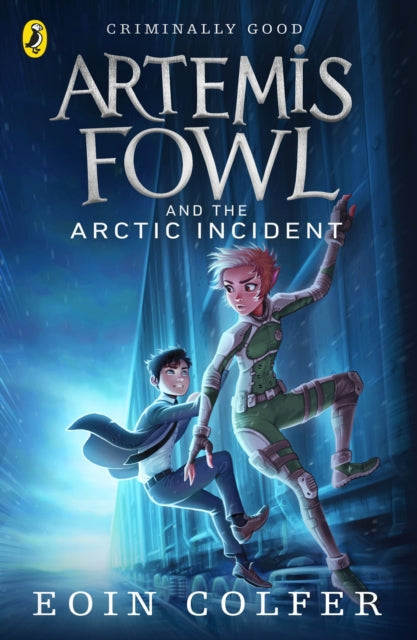 Artemis Fowl: the Arctic Incident-9780141339108