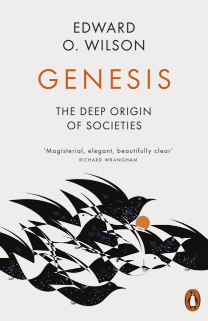 Genesis : The Deep Origin of Societies-9780141990231