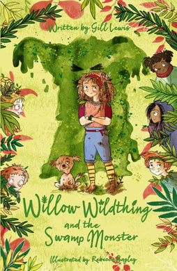 Willow Wildthing and the Swamp Monster-9780192771759