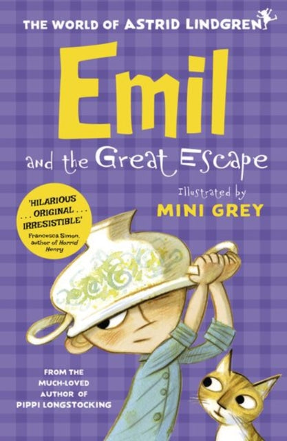 Emil and the Great Escape-9780192776228
