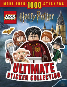 LEGO Harry Potter Ultimate Sticker Collection : More Than 1,000 Stickers-9780241363751