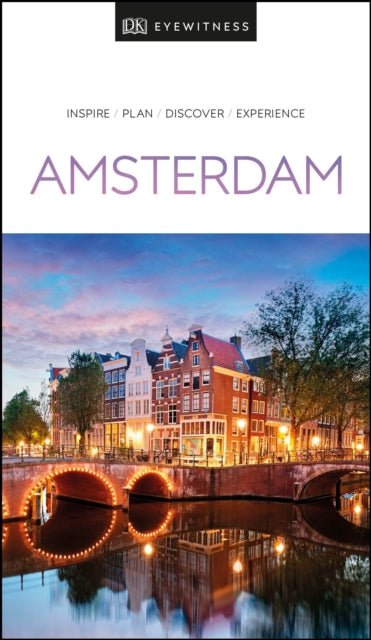 DK Eyewitness Travel Guide Amsterdam : 2020-9780241368701